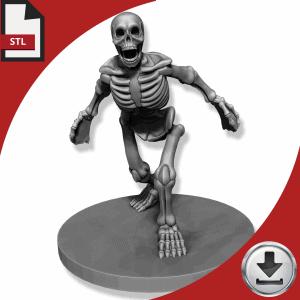 Graveyard Skeletons